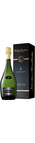 Cuvee Speciale Millesime Brut gift box