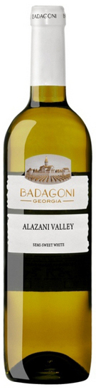 Badagoni Alazani Valley Semi-Sweet White