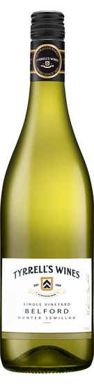 Tyrrell s Wines Single Vineyard Belford Semillon