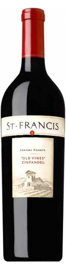 StFrancis Zinfandel Old Vines