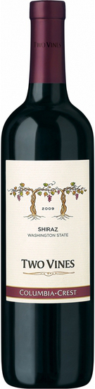 Two Vines Shiraz