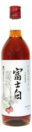 Fujishiro Ichigo Strawberry Wine