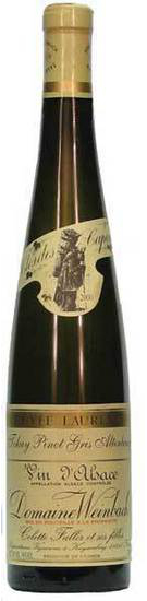 Pinot Gris Reserve Particuliere