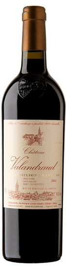 Saint-Emilion Grand Cru AOC