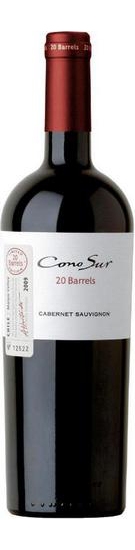20 Barrels Cabernet Sauvignon Limited Edition Colchagua Valley DO