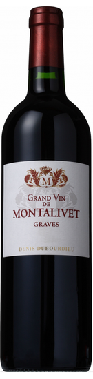 Chateau Montalivet Rouge Graves AOC
