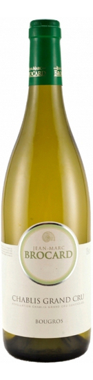 Chablis Grand Cru AOC Bougros