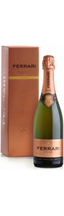 Rose Brut Trento DOC gift box