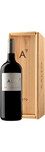 Aalto Ribera del Duero DO wooden box