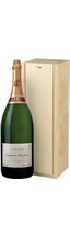 Brut Laurent-Perrier wooden box