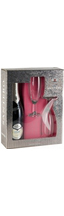 Brut gift box with 2 glasses
