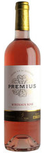 Premius Rose Bordeaux AOC gift box