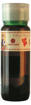 Dessert beverage Red Plum with plums
