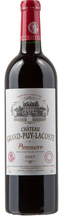 Chateau Grand-Puy-Lacoste Pauillac